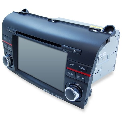 FlyAudio E7026Navi - Мультимедийный навигационный центр для Mazda 3 серии Превью 2