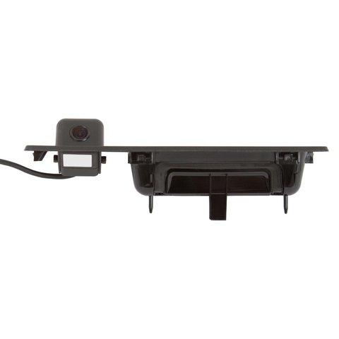 Автомобильная камера заднего вида для BMW (Серия 3, 5, X3) Превью 1