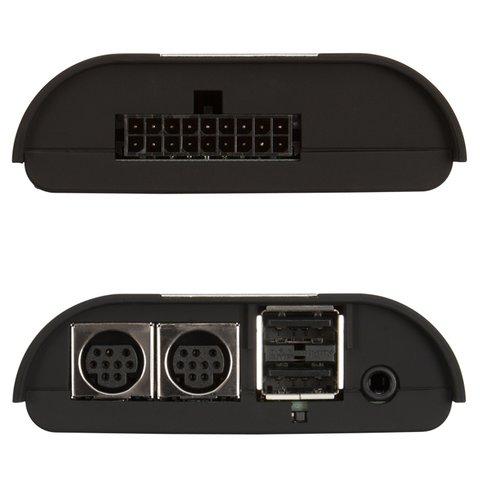 iPod/USB/Bluetooth-адаптер Dension Gateway Pro BT для Volkswagen (GWP1VC1) Прев'ю 1