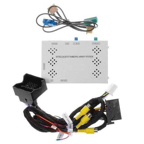 Адаптер подключения камеры заднего и переднего вида для Mercedes-Benz с системой NTG5.5 Превью 4
