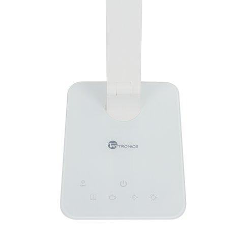 Настольная бестеневая лампа TaoTronics TT-DL09, белая, EU