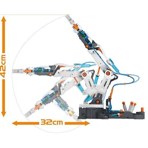 Гідравлічний маніпулятор, STEAM-конструктор CIC 21-632 - Перегляд 5