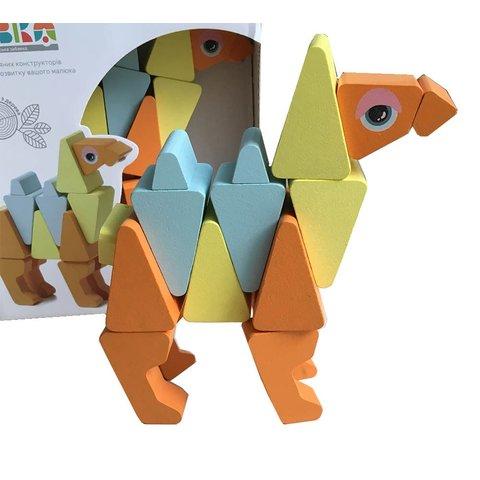 CUBIKA Верблюд-акробат LA-3 Прев'ю 3