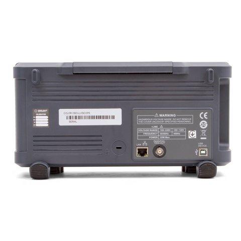 Фосфорний цифровий осцилограф SIGLENT SDS1202X-E Прев'ю 1