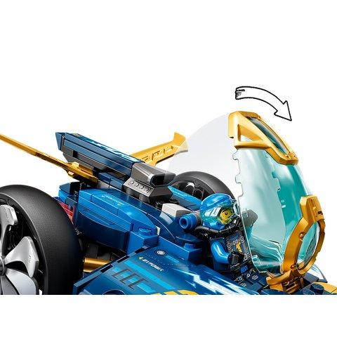 Конструктор LEGO NINJAGO Спидер-амфибия ниндзя 71752 Превью 8
