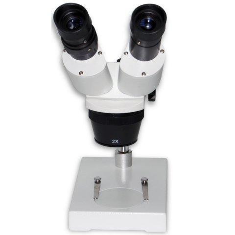 Binocular Microscope XTX-6A (10x; 2x/4x) Preview 1