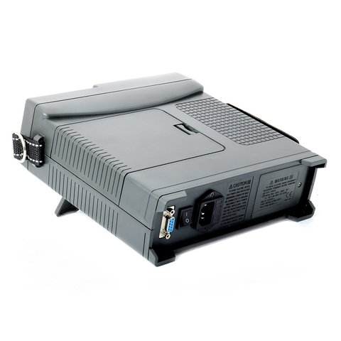 4.5 Digit Autoranging Bench Top Multimeter MASTECH MS8040 Preview 1