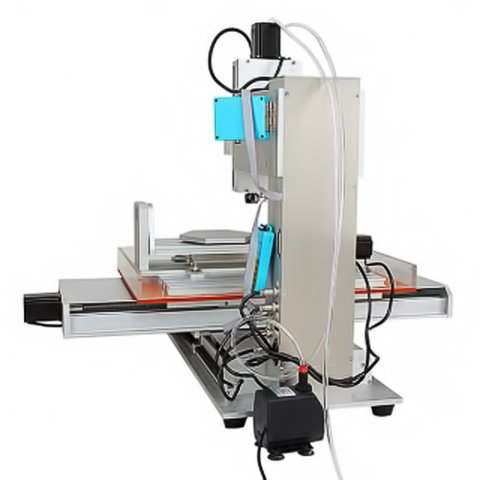 5-axis CNC Router Engraver ChinaCNCzone HY-6040 (2200 W) Preview 1