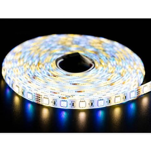RGB+WW LED Strip SMD5050 (300 LEDs, 12 V, 5 m, IP65) Preview 2